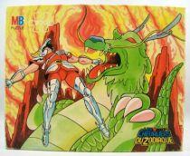 Saint Seiya - Puzzle MB (ref.3764.20) - Pegase et l\'attaque du Dragon 01