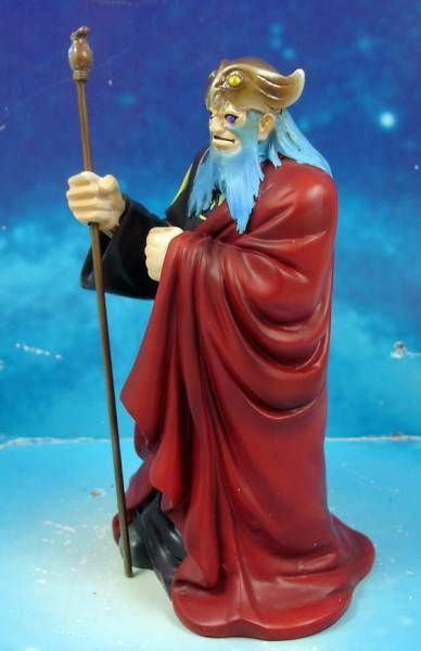 Saint Seiya - Mini Statue - Sanctuary Administrator Gigars