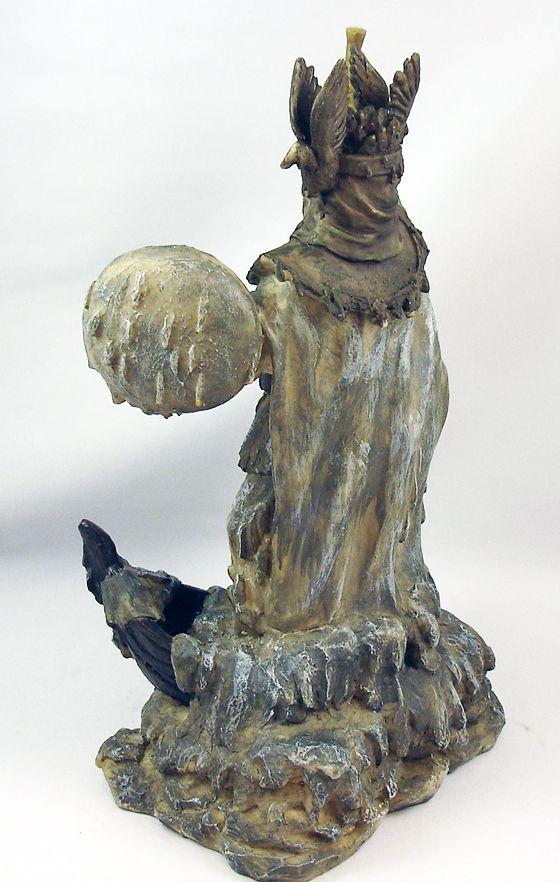 Saint Seiya - Odin God of Asgard Statue