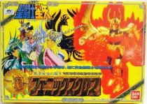 Saint Seiya - Phoenix Bronze Saint - Ikki \'\'Memorial version\'\' (Bandai Japan)