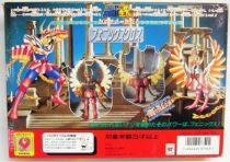 Saint Seiya - Phoenix Bronze Saint - Ikki \'\'version 1\'\' window box (Bandai Japan)