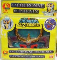 Saint Seiya - Phoenix Cloth mask - Bandai France