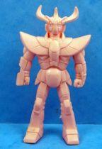 Saint Seiya - Popy - Figurine Gomme Keshi - L Armure d\'Or loose