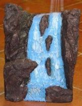 Saint Seiya - Rozan Falls