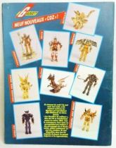 Saint Seiya - SFC Stickers album 1990