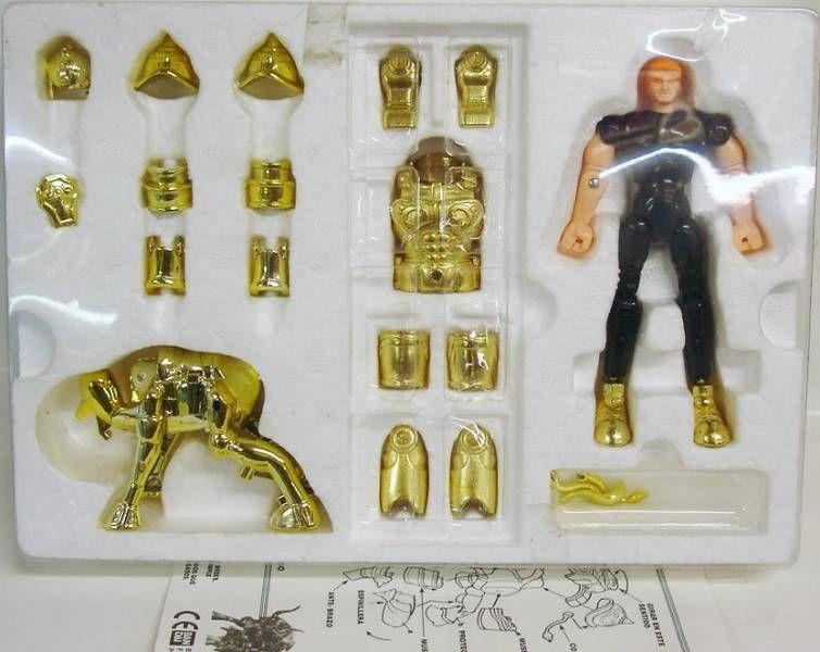 Saint Seiya - Taurus Gold Saint - Aldebaran (Bandai Spain)