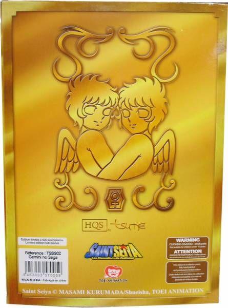 Saint Seiya - Tsume-Art 1/6 Statue - Gold Saint Gemini Saga