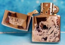 Saint Seiya - Zippo-type storm petrol lighter
