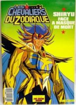 Saint Seiya #4 : Shiryu vs. Deathmask - AB Productions Comic Book
