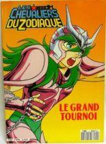 Saint Seiya #5 : Galaxian Wars - AB Productions Comic Book