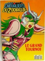 Saint Seiya #5 : Galaxian Wars - AB Productions Comic Book
