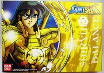 Saint Seiya (Bandai France) - Libra Gold Saint - Shiryu