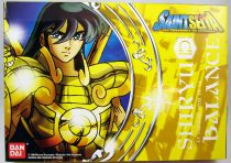 Saint Seiya (Bandai France) - Libra Gold Saint - Shiryu