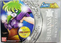 Saint Seiya (Bandai France) - Ophiucus Silver Saint - Shaina