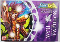 Saint Seiya (Bandai France) - Papillon Specter - Myu