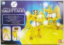 Saint Seiya (Bandai France) - Sagittarius Gold Saint - Seiya