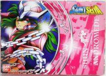 Saint Seiya (Bandai HK) - Andromeda Bronze Saint - Shun (French box)