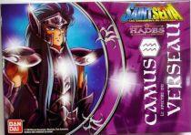 Saint Seiya (Bandai HK) - Aquarius Specter - Camus (French box)