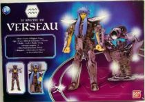 Saint Seiya (Bandai HK) - Aquarius Specter - Camus (French box)