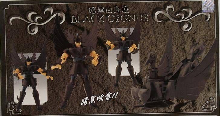 Saint Seiya (Bandai HK) - Black Cygnus Saint