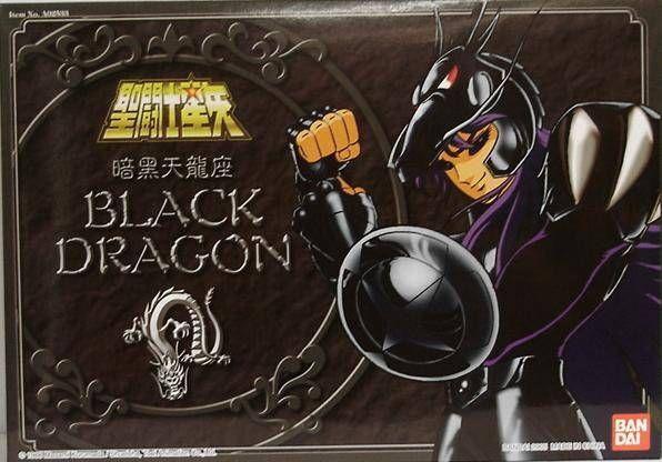 Saint Seiya (Bandai HK) - Black Dragon Saint