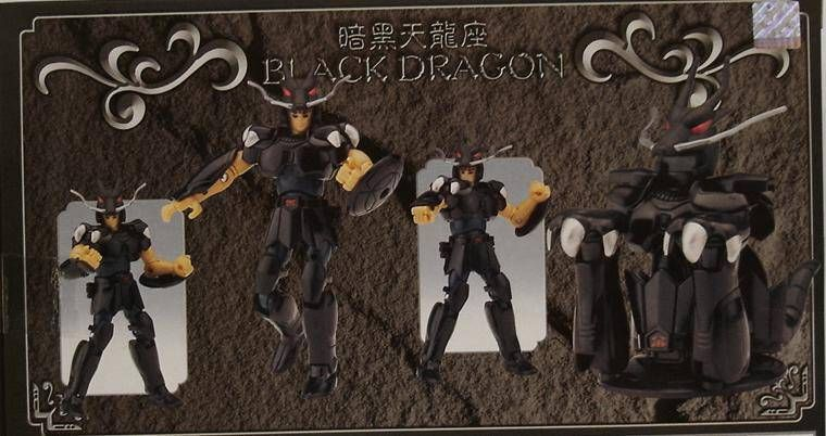 Saint Seiya (Bandai HK) - Black Dragon Saint