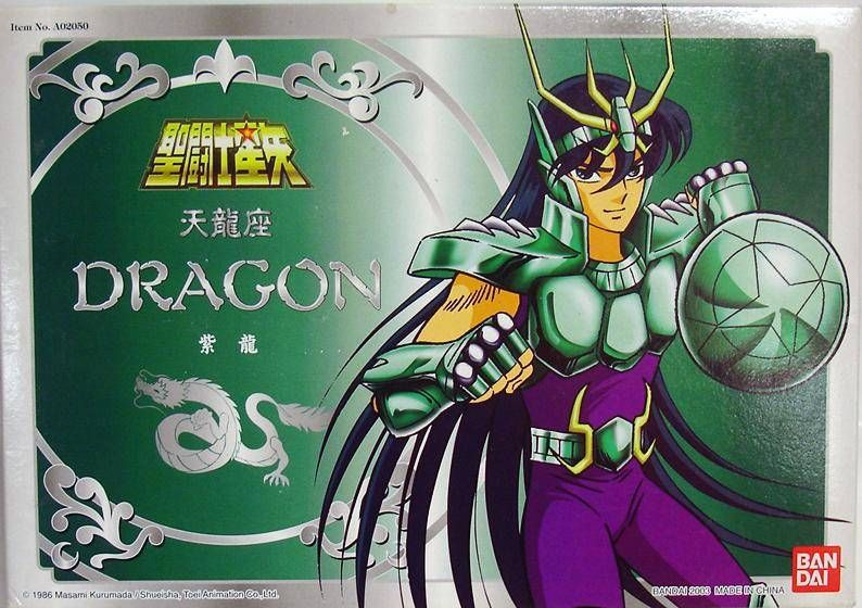 Saint Seiya (Bandai HK) - New Dragon Saint - Shiryu