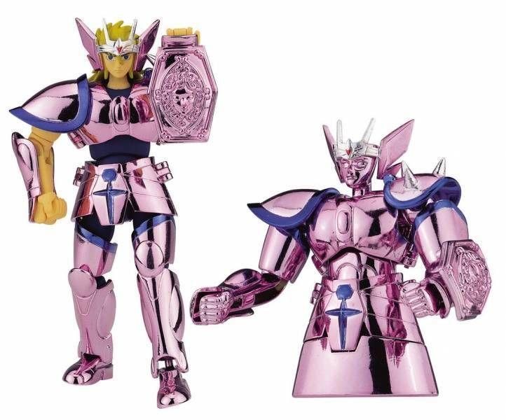 Saint Seiya (Bandai HK) - Perseus Silver Saint - Argol (French box)
