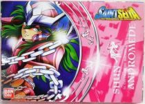 Saint Seiya (Bandai HK) - Shun - Chevalier de Bronze d\'Andromède (Version Française)