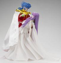 Saint Seiya Myth Cloth - Abel & Saori Kido - Le Dieu du Soleil & La Déesse Athena