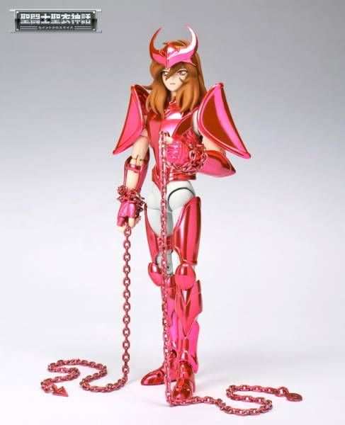 Saint Seiya Myth Cloth - Andromeda Shun \'\'version 3 - Original Color Edition\'\'