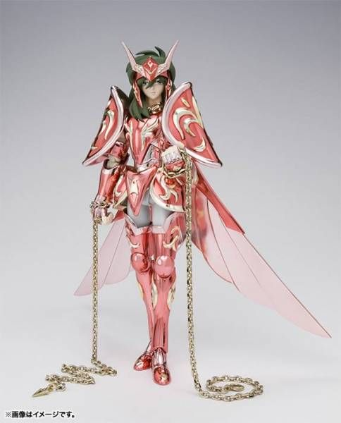 Saint Seiya Myth Cloth - Andromeda Shun \'\'version 4 - 10th Anniversary Edition\'\'