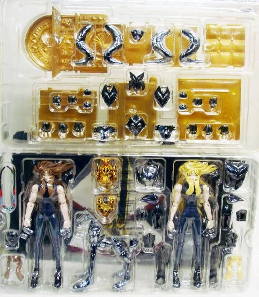 Saint Seiya Myth Cloth - Aries Specter Shion & Grand Pope Sion - Tamashii Nation 2008 in Asia Limited Edition