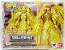 "Saint Seiya Myth Cloth - Athena Saori Kido in God Cloth \""Original Color Edition\"""