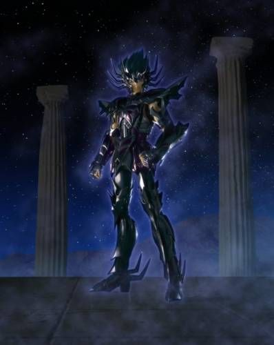 Saint Seiya Myth Cloth - Cancer Specter Deathmask