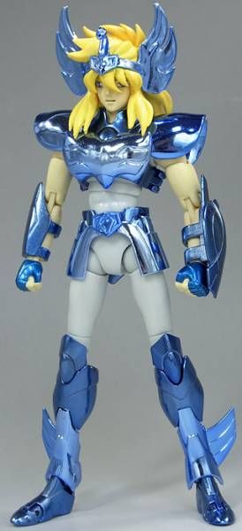 Saint Seiya Myth Cloth - Cygnus Hyoga \'\'version 3 - Original Color Edition\'\'