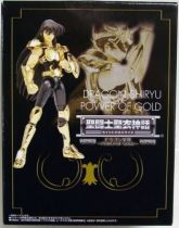 Saint Seiya Myth Cloth - Dragon Shiryu \'\'version 2 - Power of Gold\'\'
