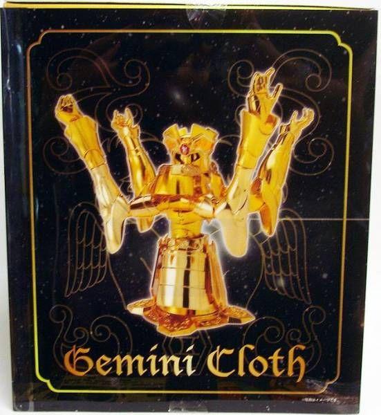 Saint Seiya Myth Cloth - Gemini Saga