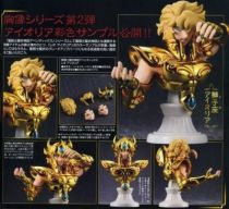 Saint Seiya Myth Cloth - Leo Aiolia