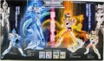 Saint Seiya Myth Cloth - Marin Cloth Ushio & Land Cloth Daichi
