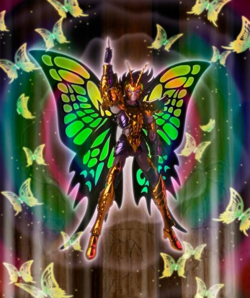 Saint Seiya Myth Cloth - Papillon Myu