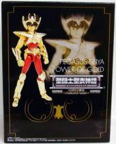 Saint Seiya Myth Cloth - Pegasus Seiya \'\'version 2 - Power of Gold\'\'