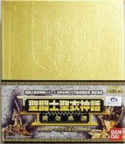 Saint Seiya Myth Cloth - Pegasus Seiya \'\'version 3 - Genealogical Gold Edition\'\'