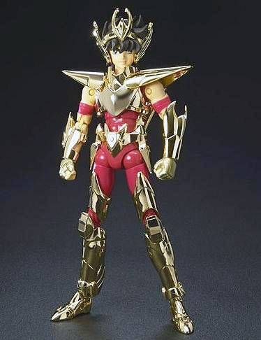 Saint Seiya Myth Cloth - Pegasus Seiya \'\'version 3 - Genealogical Gold Edition\'\'