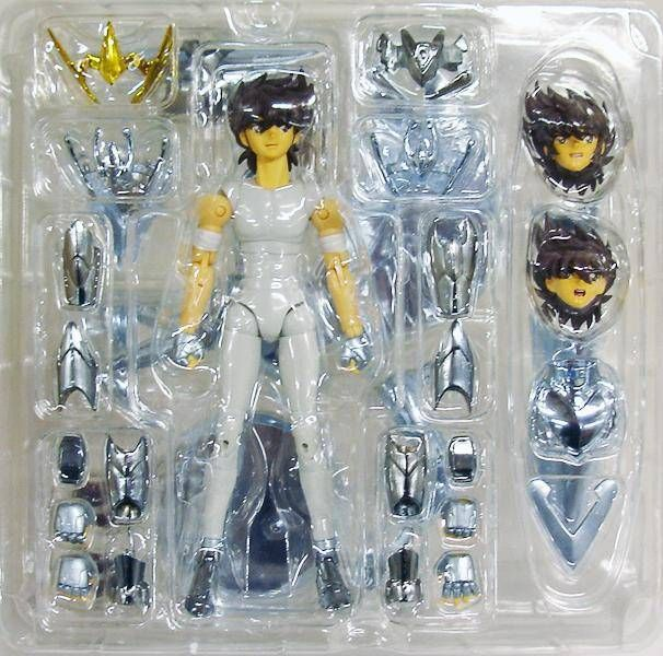 Saint Seiya Myth Cloth - Pegasus Seiya \'\'version 3 - Original Color Edition\'\'
