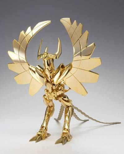 Saint Seiya Myth Cloth - Phoenix Ikki \'\'version 2 - Power of Gold\'\'