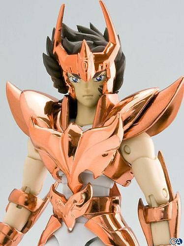 Saint Seiya Myth Cloth - Phoenix Ikki \'\'version 3 - Original Color Edition\'\'