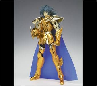 Saint Seiya Myth Cloth - Sea Dragon Kanon