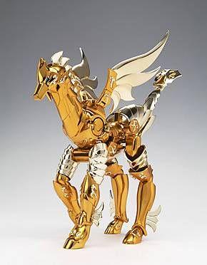 Saint Seiya Myth Cloth - Sea Horse Baian