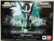 Saint Seiya Myth Cloth - Shiryu - Chevalier de Bronze du Dragon \'\'version 4 - 10th Anniversary Edition\'\'